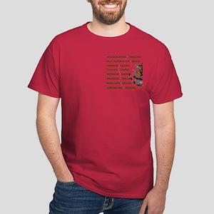 Mexico Lindo Dark T-Shirt