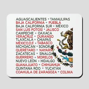 Mexico Lindo Mousepad