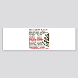 Mexico Lindo Bumper Sticker