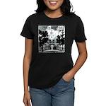 Visit Philadelphia on the PRR Women's Dark T-Shirt