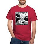 Visit Philadelphia on the PRR Dark T-Shirt