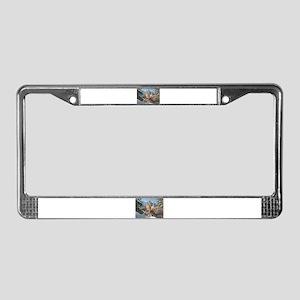 Neuschwanstein Castle License Plate Frame