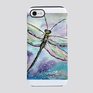 Dragonfly! Nature art! iPhone 7 Tough Case