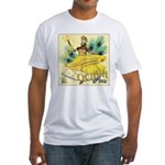 Ochun (Oshun) Fitted T-Shirt