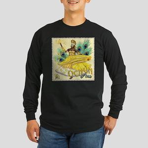 Ochun (Oshun) Long Sleeve Dark T-Shirt