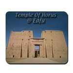 Temple of Horus Mousepad