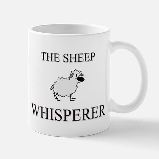 The Sheep Whisperer Mug
