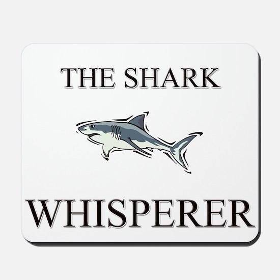 The Shark Whisperer Mousepad