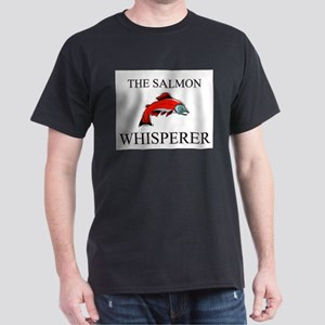The Salmon Whisperer Dark T-Shirt