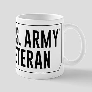 U.S. Army Veteran Logo Mug