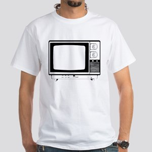 Funky Retro Television T-Shirt