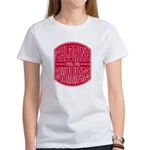 Chlorine - fuel for swimmers Women's T-Shirt
