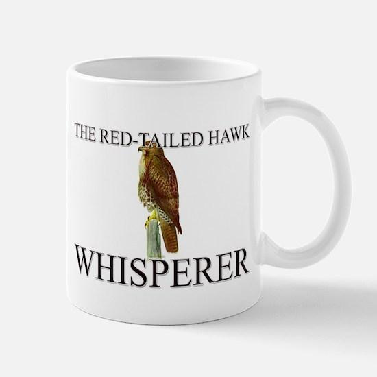 The Red-Tailed Hawk Whisperer Mug