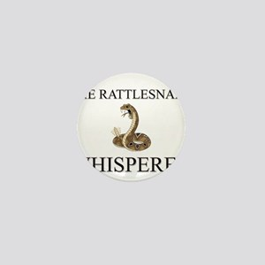 The Rattlesnake Whisperer Mini Button