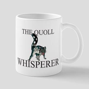 The Quoll Whisperer Mug