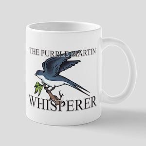 The Purple Martin Whisperer Mug