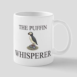 The Puffin Whisperer Mug