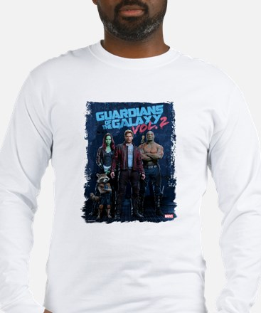 GOTG Group Stance Long Sleeve T-Shirt