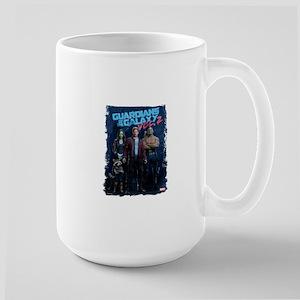 GOTG Group Stance Large Mug