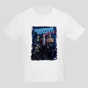 GOTG Group Stance Kids Light T-Shirt