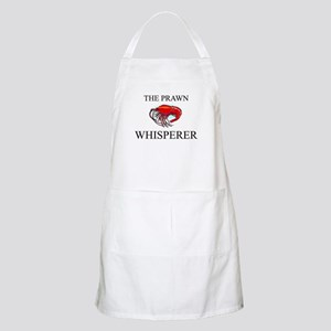 The Prawn Whisperer BBQ Apron