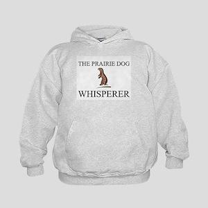The Prairie Dog Whisperer Kids Hoodie