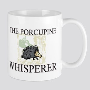The Porcupine Whisperer Mug