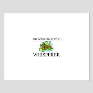 The Poison Dart Frog Whisperer Small Poster