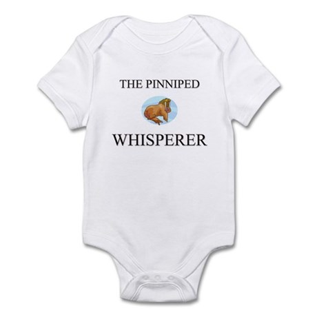 The Pinniped Whisperer Infant Bodysuit