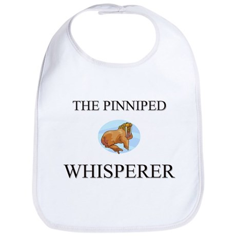 The Pinniped Whisperer Bib