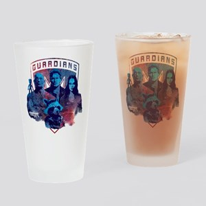 GOTG Sky Drinking Glass