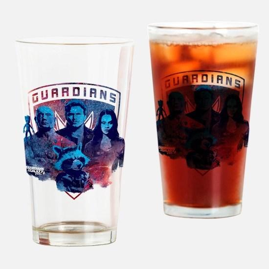 GOTG Sky Drinking Glass