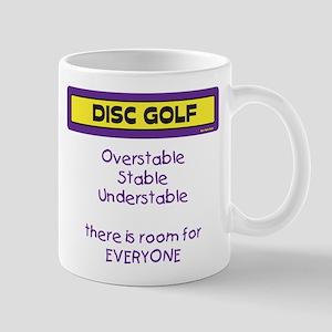 Room for Everyone Mug (Purple and Yellow)
