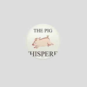 The Pig Whisperer Mini Button