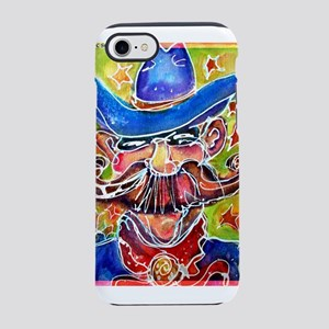Cowboy, Western art! iPhone 7 Tough Case