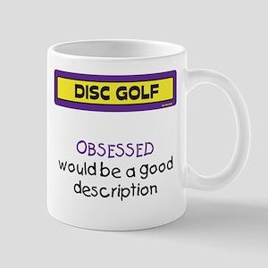 Obsessed Mug (Purple and Yellow)