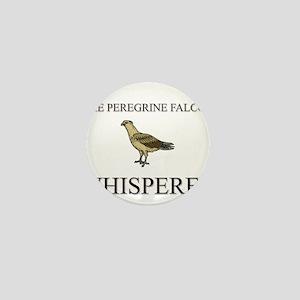 The Peregrine Falcon Whisperer Mini Button