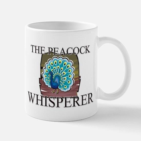 The Peacock Whisperer Mug