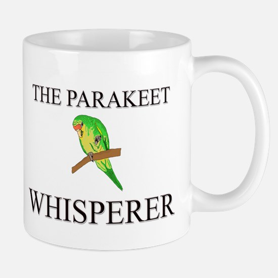The Parakeet Whisperer Mug