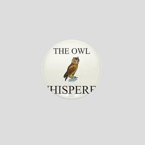 The Owl Whisperer Mini Button
