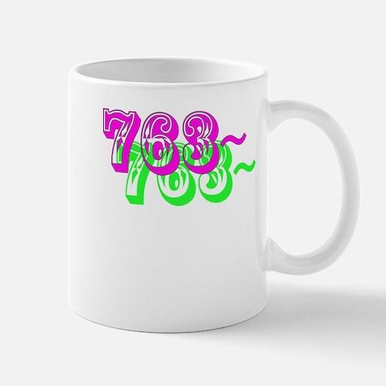Area Code 763~ Mug