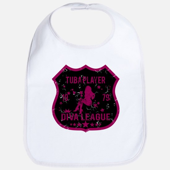 Tuba Player Diva League Bib