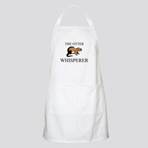 The Otter Whisperer BBQ Apron