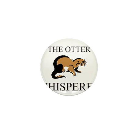The Otter Whisperer Mini Button