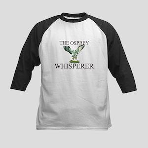 The Osprey Whisperer Kids Baseball Jersey