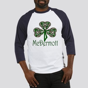 McDermott Shamrock Baseball Jersey