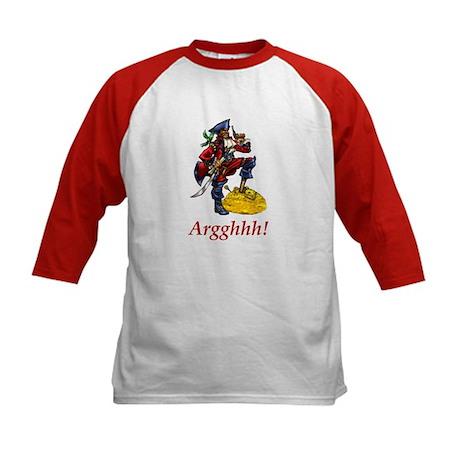 Argghhh! - Kids Baseball Jersey