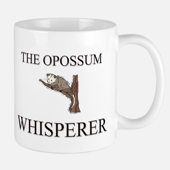 The Opossum Whisperer Mug