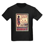 New Orleans Streets Kids Dark T-Shirt