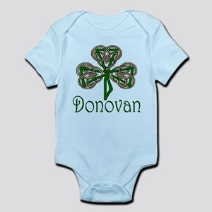Donovan Shamrock Infant Bodysuit